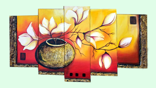sequence painting by woj